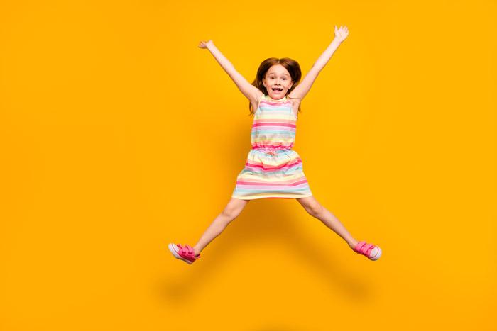 Yoga fun for kids