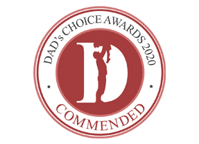 Dad's Choice Awards Commended 2020