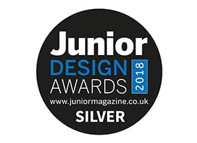 Junior Design Awards Best Children's Family App 2018