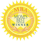 Mom's Best Award for Editor's Choice Website