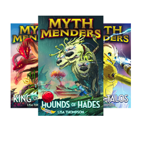 Books in the Myth Menders series