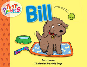 Bill decodable book