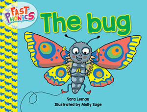 The bug decodable book