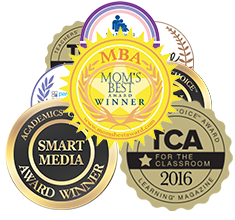 ABC Reading Eggs has received numerous awards, endorsements and seals of approval.