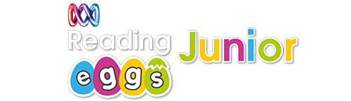 ABC Reading Eggs Junior logo