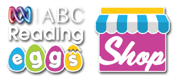 ABC Reading Eggs Shop logo