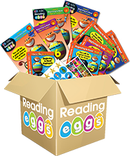 ABC Reading Eggs Book Pack Level 2