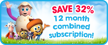 Reading Eggs + Bonus Mathseeds discount