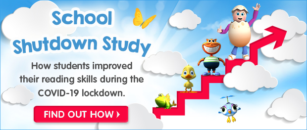School Shutdown Study. How students improved their reading skills during lockdown. Find out how.