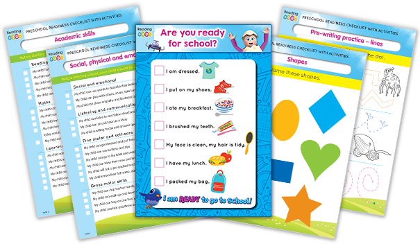 free school readiness checklist